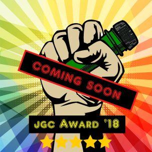 JGC Award-Banner